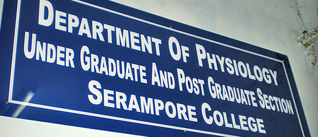 Department of Physiology - Serampore College
